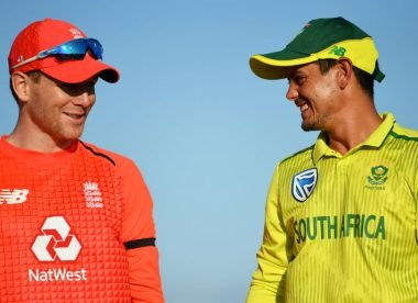 South Africa v England 2020: SA announce 24-man squad for England white-ball series