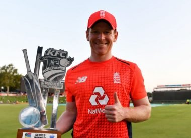 England's T20I dominance: How Eoin Morgan's side reached the brink of the world's summit
