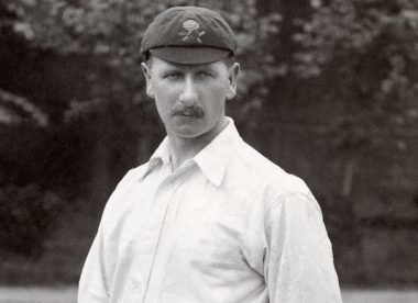 Johnny Tyldesley: A batsman of exceptional gifts – Almanack