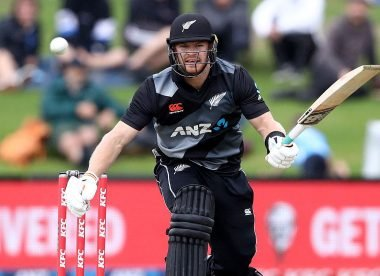 Glenn Phillips: Who is New Zealand's fastest T20I centurion?