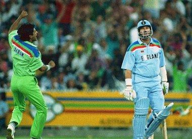 Wisden's ODI spells of the 1990s: Nos.5-2