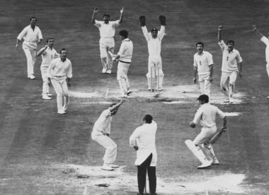 Derek Underwood on when the public helped England to an Ashes win