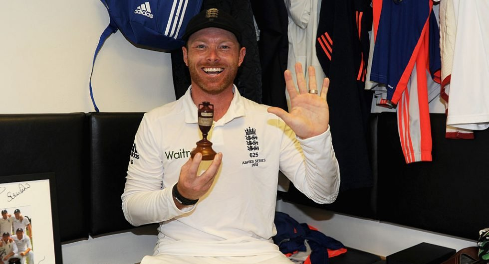 England ashes winners