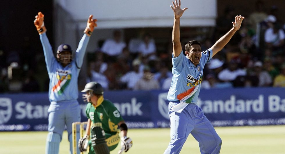 India ODI spinners