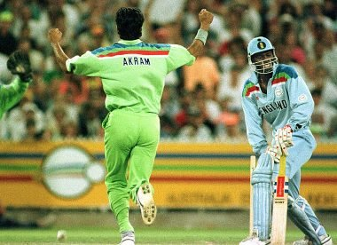 'Those two deliveries were totally planned': Wasim Akram on the magic of '92