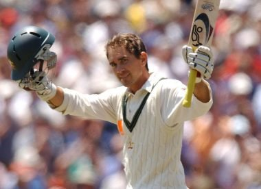 Justin Langer on 'borrowing' bats, a Boxing Day special and surpassing Bradman