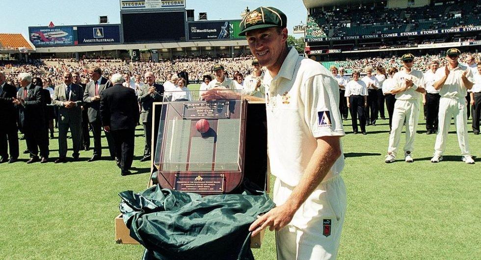 Glenn McGrath 2000