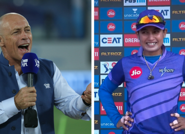 Commentator Danny Morrison criticised for 'my dear' comment to Mithali Raj
