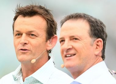 Gilchrist apologises to India bowlers Saini and Siraj after commentary slip-up