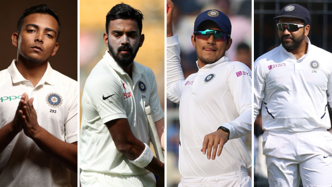 Who should open with Mayank Agarwal? Wisden India readers have their say