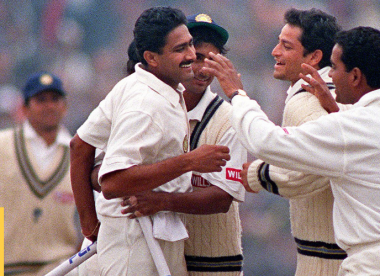 Wisden's India Test team of the 1990s