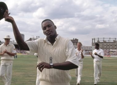 My Golden Summer, 1994: Gough's arrival, Pocketgate and peak Devon Malcolm