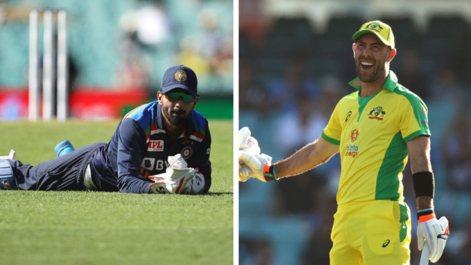 Maxwell reveals apology to Rahul after hilarious Twitter meme goes viral
