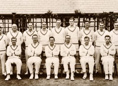 My Golden Summer, 1949: How Walter Hadlee's New Zealand brought an end to three-day Tests