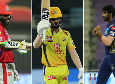 Wisden's IPL 2020 team of the week – week six