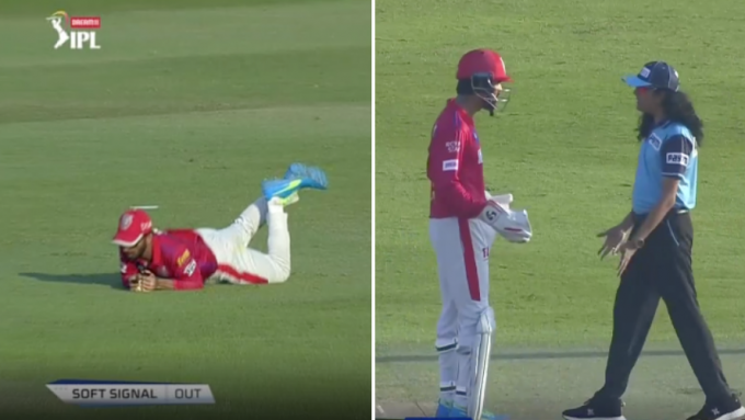 Conflicting opinions' – TV umpire splits viewers with ruling over catching attempt in IPL