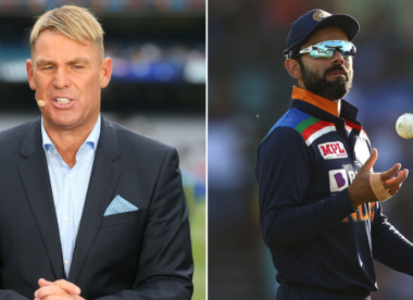 'They're just fluffling around' – Shane Warne slams India for slow over-rate against Australia