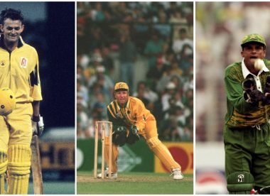 The gloveman conundrum: who should keep wicket in Wisden's men's ODI team of the 1990s?
