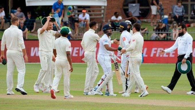 South Africa v Sri Lanka 2020/21 schedule: Full list of fixtures for the SA-SL Test series