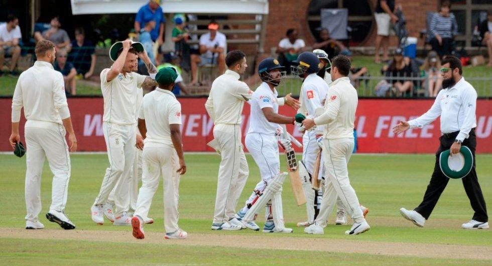 South Africa Sri Lanka schedule