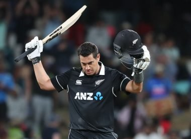 Wisden's ODI innings of the year, No.3: Ross Taylor's 109*