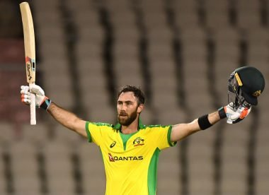 Wisden's ODI innings of the year: No.1 – Glenn Maxwell's 108
