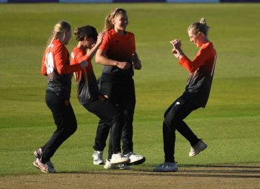 ECB announce 41 full-time domestic women's contracts