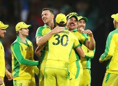 Australia v India ODI series: Australia marks out of 10