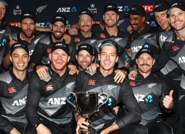 New Zealand v Pakistan 2020: NZ squad for the T20I series