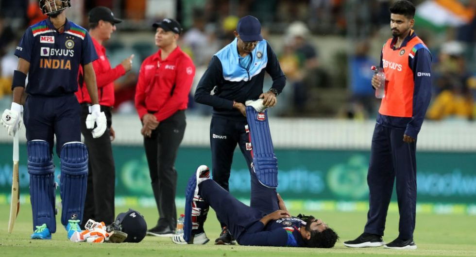 Hamstring Or Concussion? Speculation Mounts About Jadeja Injury Sub