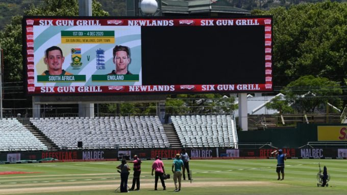 First South Africa-England ODI postponed after SA player tests positive for Covid-19