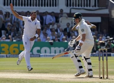 Did Tim Bresnan stop Steve Smith from playing for England over Australia?