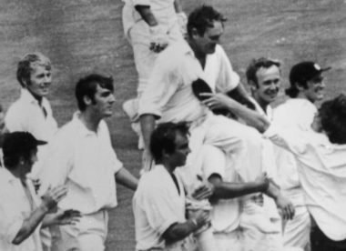 Flashback to 1970/71: When Ray Illingworth and co. clinched a historic win at Sydney