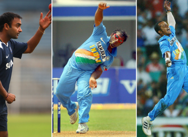 The Ganguly lot: The spinners who debuted under Dada & what they have done since
