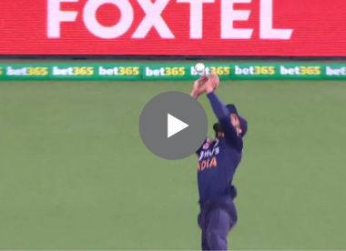 Watch: Virat Kohli drops one of the easiest catches you'll see