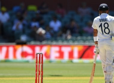 India's historic collapse: The bright side for the optimistic fan
