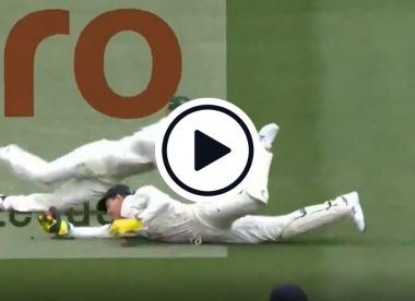 Watch: Tim Paine atones for Shubman Gill drop with a 'screamer' to dismiss Cheteshwar Pujara