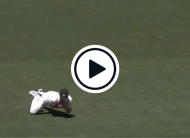 Watch: Cameron Green's 'lucky' grab to bring unceremonious end to Virat Kohli's year