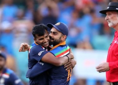 Natarajan's arrival to missing Dhoni – the takeaways from India's T20I series win in Australia