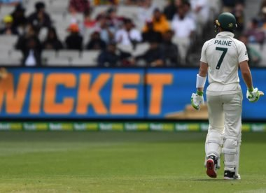 Tim Paine reiterates disappointment about use of technology in controversial DRS dismissal