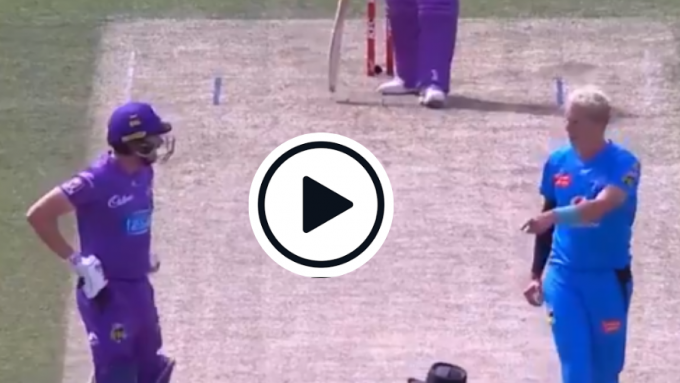Watch: Siddle, Faulkner in hilarious Mankading face-off in BBL 2020/21