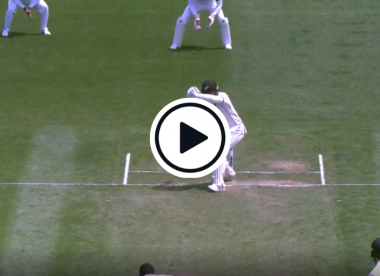 You won't realise how much you missed Test cricket until you watch this incredibly tight leave