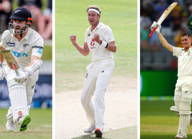 2020 in Review: Wisden's Test Team of the Year