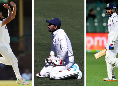 What changes should India make to their line-up for the Boxing Day Test? Wisden writers have their say