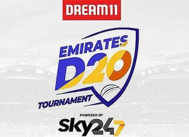 Emirates D20 schedule: Complete list of fixtures for the 2020 edition
