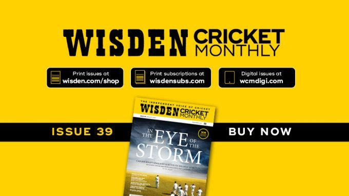 Wisden Cricket Monthly issue 39: Joe Root exclusive interview
