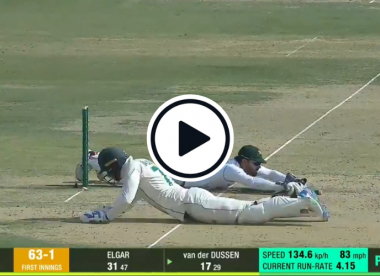 Watch: Rizwan pulls off a Rhodes-style run out against South Africa