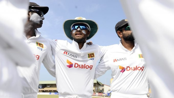 Marks out of 10 for Sri Lanka's players after their 2-0 defeat
