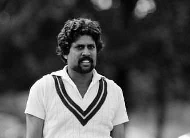Kapil Dev's first majestic English summer – Almanack