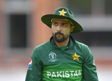 Mohammad Amir available for Pakistan 'once this management leaves'